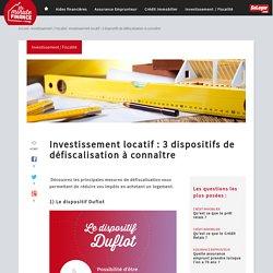Investissement locatif, les dispositifs de défiscalisationSe Loger