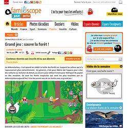 La déforestation expliquée aux enfants1jour1actu