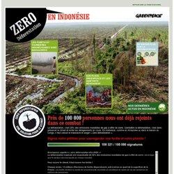 Mobilisez-vous pour la sauvegarde des forêts et du climat