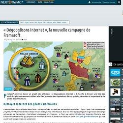 « Dégooglisons Internet », la nouvelle campagne de Framasoft