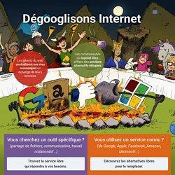 Dégooglisons Internet - Accueil
