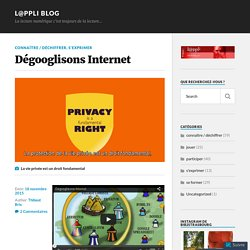 Dégooglisons Internet – L@ppli blog