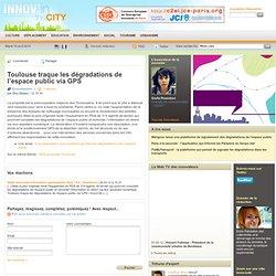 Toulouse traque les dégradations de l'espace public via GPS