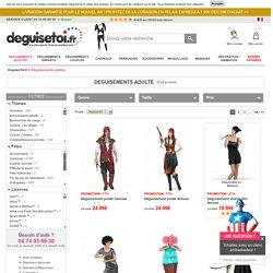 Deguisement adulte : Déguise Toi, boutique en ligne de déguisements pas chers