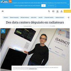 Des data centers déguisés en radiateurs - Le Parisien