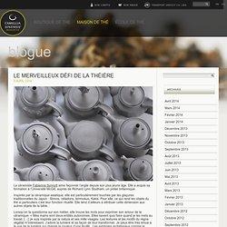 Blogue du dégustateur de thé