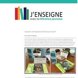 Organiser une dégustation de livres, ça vous dit? – J'enseigne avec la littérature jeunesse