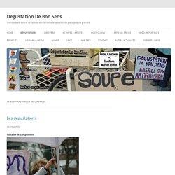 Degustation De Bon Sens