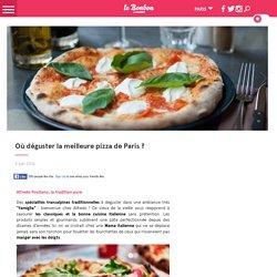 Où déguster la meilleure pizza de Paris ?
