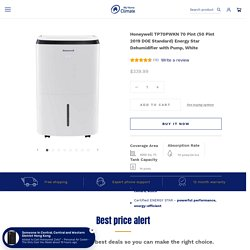 Honeywell TP70PWKN 70 Pint – My Home Climate