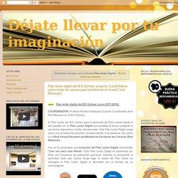 Déjate llevar por tu imaginación : Plan lector digital