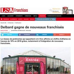 Delbard gagne de nouveaux franchisés