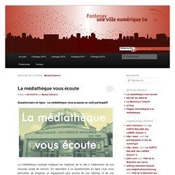 Fontenay numérique