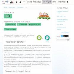 Éléa - Délégation académique au numérique éducatif