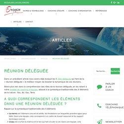 Réunion déléguée : 4 rôles pour des réunions stimulantes