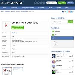 Delfix Download