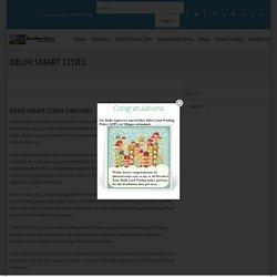 L-ZONE Projects-DDA Smart Cities-Dwarka L-zone