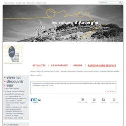 Marchés publics - Actualité, délibérations, marchés, communiqués, emplois et stages - Le Syndicat mixte du Parc - Agir