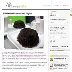 Délices fondants choco-noix (vegan)