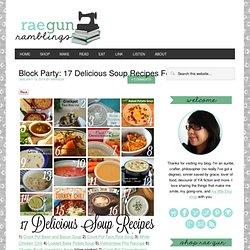17 Delicious & Crockpot Soups