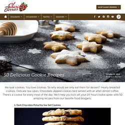 50 Delicious Cookie Recipes