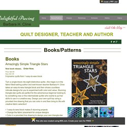 Delightful Piecing, Quilts, Books/Patterns