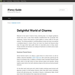Delightful World of Charms