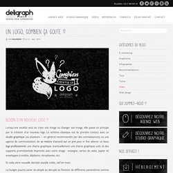 Un logo, combien ça coute ? Deligraph, studio graphique. - Deligraph