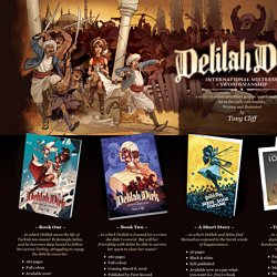 Delilah Dirk and the Turkish Lieutenant: A free online graphic novel