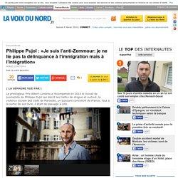 Philippe Pujol : «Je suis l'anti-Zemmour: je ne lie pas la délinquance à l'immigration mais à l'intégration»