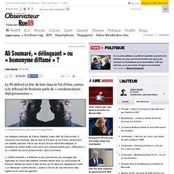 """Ali Soumaré, """"délinquant"""" ou """"homonyme diffamé"""" ?"""