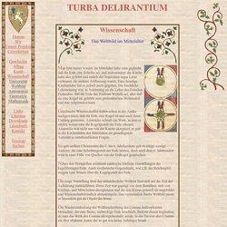 Turba Delirantium - Wissenschaft - Das Weltbild im Mittelalter