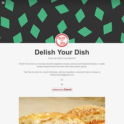 Delish Your Dish