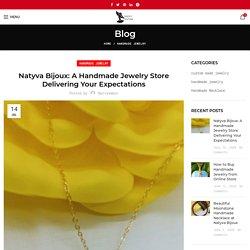 Handmade Jewelry Collection