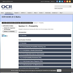Delivery Guide for OCR GCSE (9-1) Maths