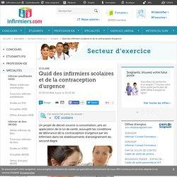 Assouplir la délivrance de la contraception d'urgence par les infirmiers scolaires