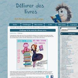 Délivrer Des LivresChallenge Je lis aussi des albums 2014