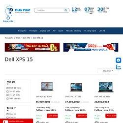 Dell XPS 15 Giá Rẻ Chính Hãng, Trả Góp 0%