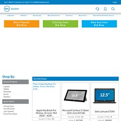 Dell Auction
