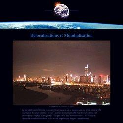 Délocalisations et mondialisation