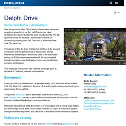 Delphi Drive