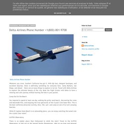 Delta Airlines Phone Number +1(800)-801-9708: Delta Airlines Phone Number +1(800)-801-9708