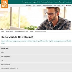Delta Module One (Online)
