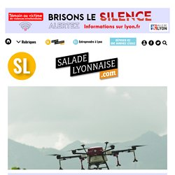 Robot nettoyeur, épandage anti-Covid : Deltadrone redouble d'innovations