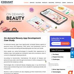On-Demand Beauty App Development Case Study