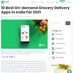 by On-Demand App Development Company - Lilacinfotech