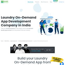 How to make on demand laundry app
