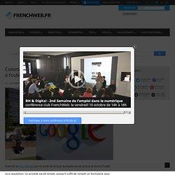 Comment Google traite-t-il les demandes de droit à l'oubli ? - FrenchWeb.frFrenchWeb.fr