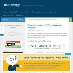Demandeur d'emploi et CPF : qui finance votre formation ? - CPFormation