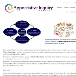 La démarche des 5D – Appreciative Inquiry France
